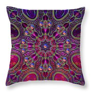 Strong Connection Throw Pillow