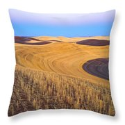 Stubble Throw Pillow