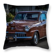 Studabacker Throw Pillow
