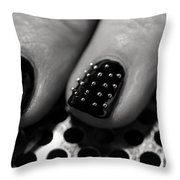 Studded Throw Pillow