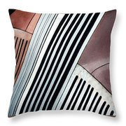 Studebaker Bar And Grill Throw Pillow
