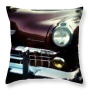 Studebaker Champion Throw Pillow