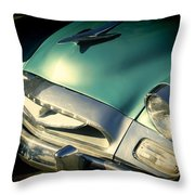 Studebaker Coupe Throw Pillow