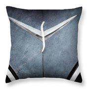 Studebaker Emblem Throw Pillow
