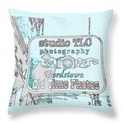 Studio Tlc Transparency Throw Pillow