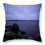 Sturgeon Lake Throw Pillow
