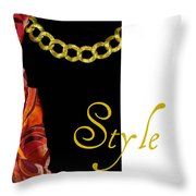 Style Throw Pillow