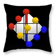 Style In Art Throw Pillow