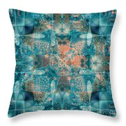 Subaqueous Throw Pillow