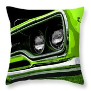 Sublime '70 Road Runner Throw Pillow