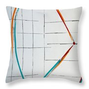 Subway 2014 Throw Pillow