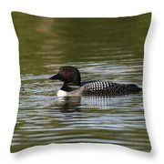 Such A Pose Throw Pillow