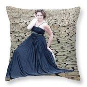 Such Grace Throw Pillow
