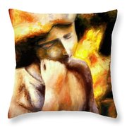 Such Peace Throw Pillow