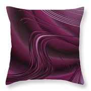 Sudden Passion Throw Pillow by Bill Owen