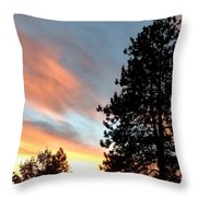 Suddenly This Summer Throw Pillow