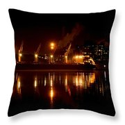 Sugar Sugar Throw Pillow