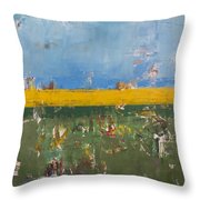 Sulphate Throw Pillow
