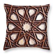 Sultan Ahmet Mausoleum Door 04 Throw Pillow
