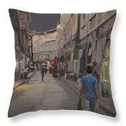 Sultanhamet Throw Pillow