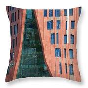 Sumatrakontor Portal Hafencity Throw Pillow