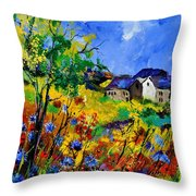 Summer 673180 Throw Pillow