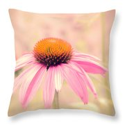 Summer Always Comes Anyway Throw Pillow