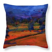 Summer At The White House Throw Pillow