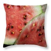 Summer Classic Throw Pillow
