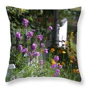Summer Dreams Two Throw Pillow