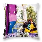 Summer Fair-23 Throw Pillow