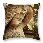 Summer I Throw Pillow
