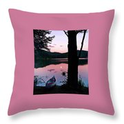 Summer Throw Pillow by Joy Nichols