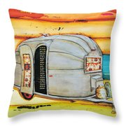 Summer Place Throw Pillow by Danny Phillips