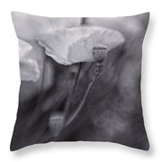 summer whispers I Throw Pillow