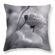 summer whispers II Throw Pillow