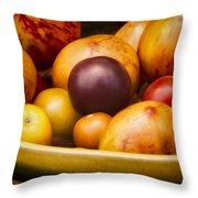 Summer's Delight Throw Pillow