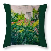 16. Sun Kissed Throw Pillow