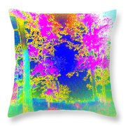 Summertimes We Are In Love  Throw Pillow