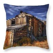 Summitville Fixer-upper  Throw Pillow