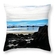 Sumner Beach Throw Pillow