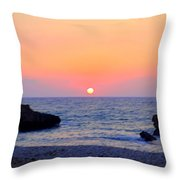 When Everyone Thinks That You Are Stupid, The Sun Goes Down Anyway  Throw Pillow