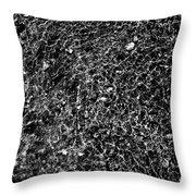 Sun-shimmering Scottish Brook 5 Throw Pillow