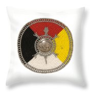 Sundance Buffalo Throw Pillow