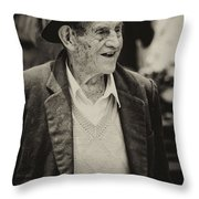 Sunday Afternnoon 1 Throw Pillow