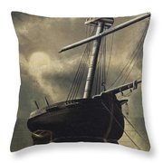 Port Of Haven - Sundown Throw Pillow