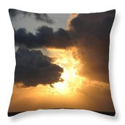 Sundown Supreme Throw Pillow