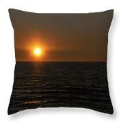 Sundown Twinkle Throw Pillow
