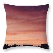 Sunet At Home Throw Pillow