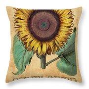 Sunflower 1 Throw Pillow